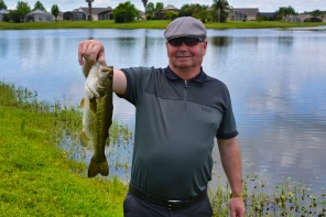 If you enjoy fishing there are Bass, Grass Carp, Florida Gar and Catfish in our lake and you are welcome to try your hand on a