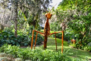 Florida's sub-tropical climate is ideal for the many botanical gardens in the region